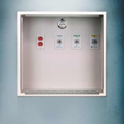 SecuRoom™ Recessed Security Console