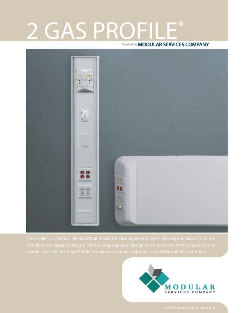 Profile® (2-Gas) Brochure