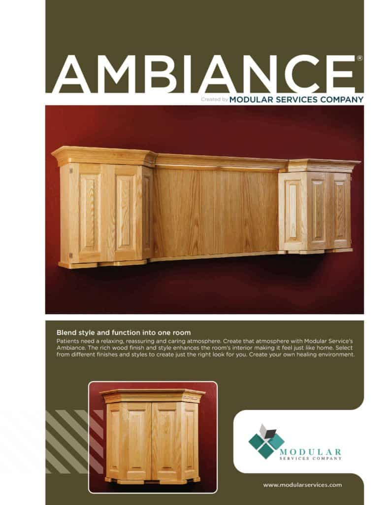 Ambiance® Brochure