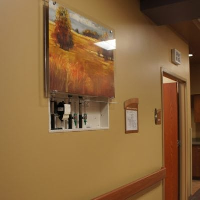 ArtWorks® Recessed-Mounted