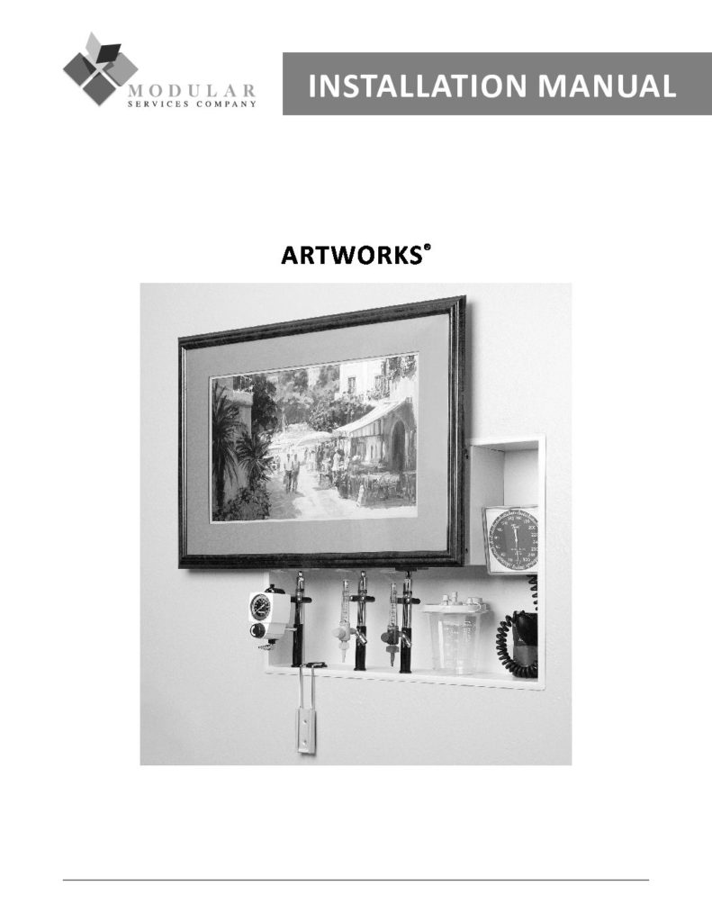 ArtWorks® Installation Manual
