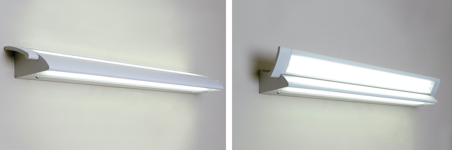 Clarity LED Overbed Light