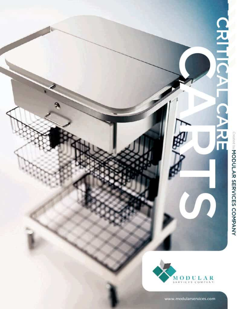 Critical Care Carts Brochure
