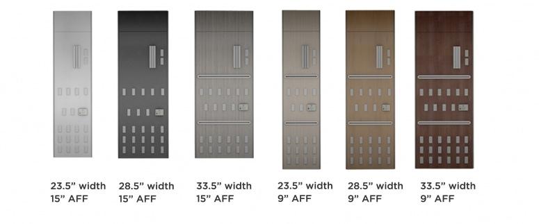 Evolution Series® Size Options