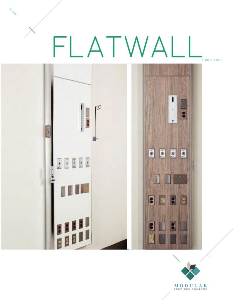 Flatwall 4500 S-Series Brochure