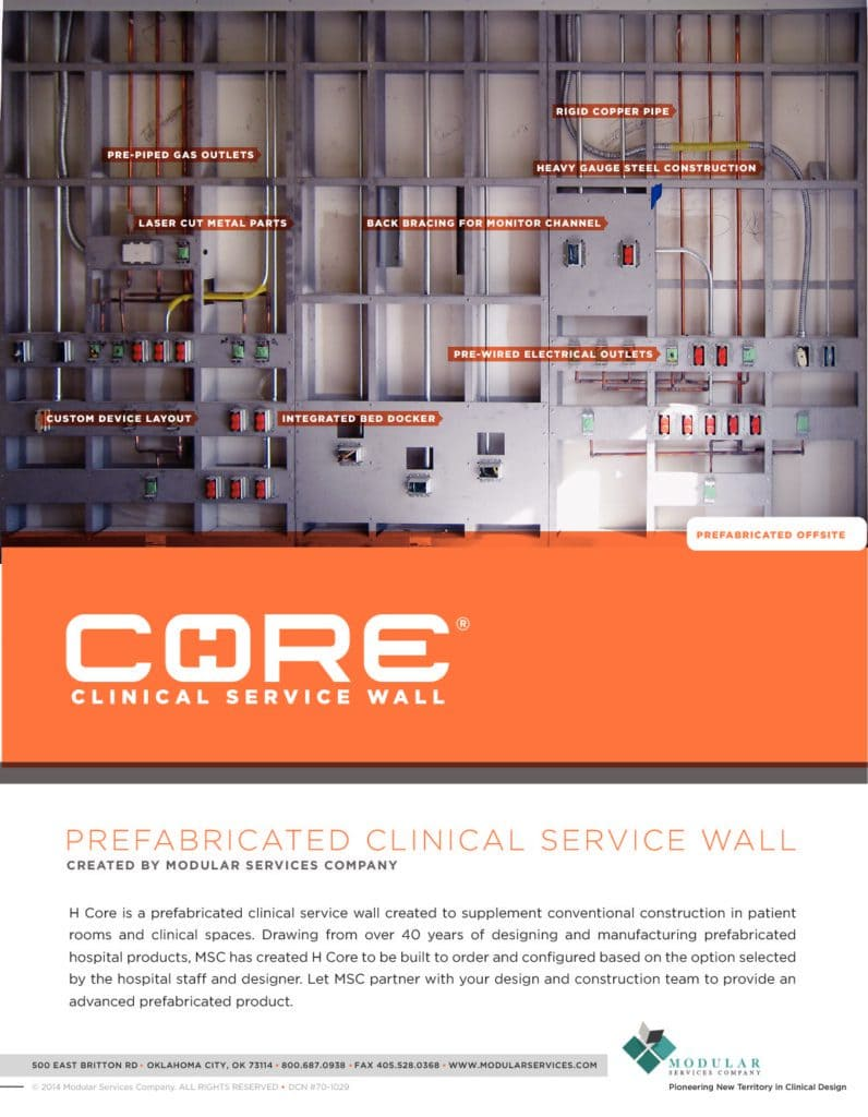 H Core® Brochure