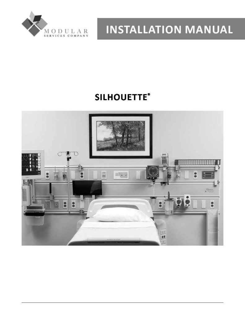 Silhouette® Installation Manual