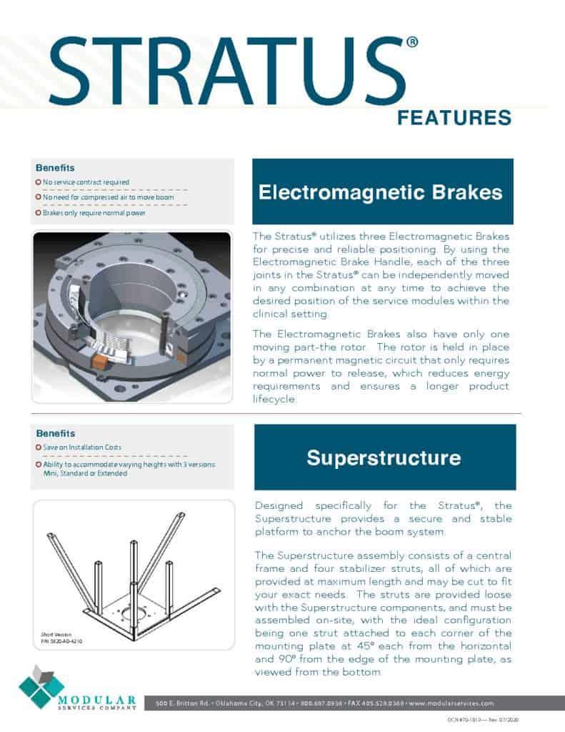 Stratus® Features