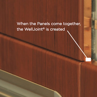 WellJoint® Featuring CuVerro® Bactericidal Copper (Infection Control Option for Headwalls)