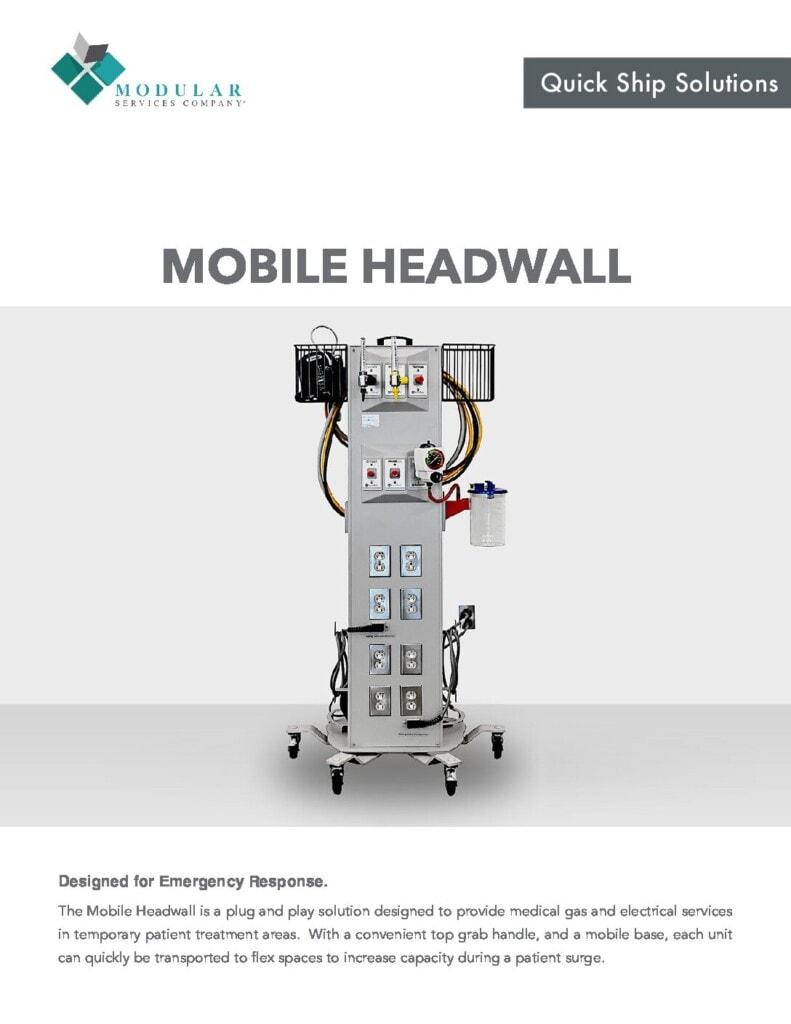 Mobile Headwall Brochure