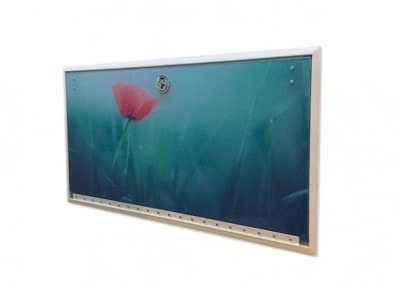 SecuRoom™: Recessed Security Console with Decorative Cover