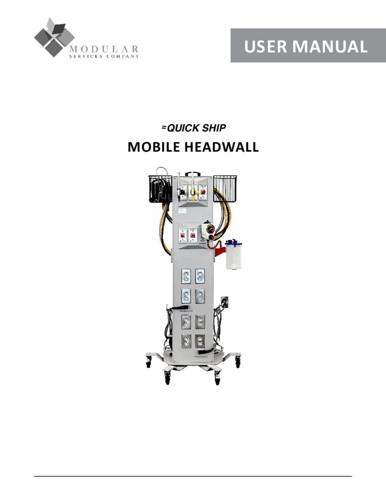 Mobile Headwall User Manual